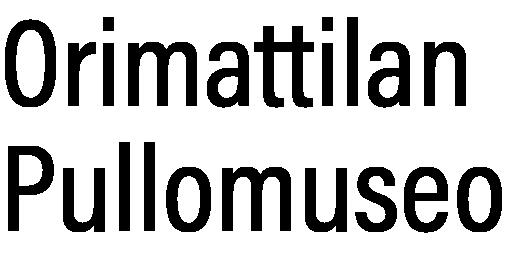 Orimattilan Pullomuseo Logo